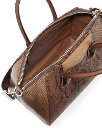 Givenchy - Multicolor Antigona Mixed-exotic Satchel Bag - Lyst