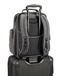 Tumi - Gray Alpha 2 Anthracite T-pass Business Class Brief Pack for Men - Lyst