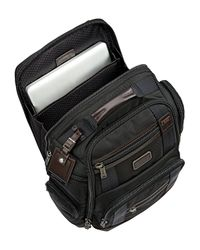 Tumi - Brown Kingsville Deluxe Briefcase Pack for Men - Lyst