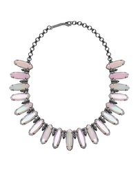 Kendra Scott | Pink Gabriella Statement Necklace | Lyst