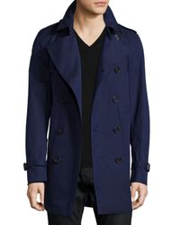 f39161b1c Gallery. Previously sold at: Neiman Marcus · Men's Wrap Coats Men's Burberry  ...