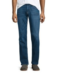Hudson Jeans | Blue Byron Nonstop Slim-straight Denim Jeans for Men | Lyst