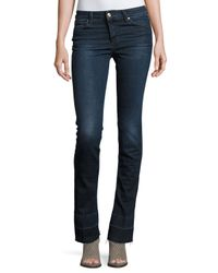 Joe's Jeans | Blue The Micro Flare Released-hem Jeans | Lyst