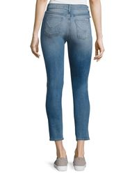 Hudson Jeans - Blue Ciara High-rise Super Skinny Ankle Jeans - Lyst