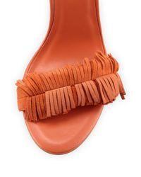 Joie - Multicolor Pippi Suede Fringe Sandal - Lyst
