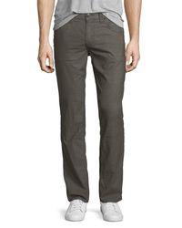 True Religion - Green Rocco Corduroy Jeans for Men - Lyst