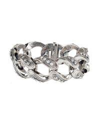 Konstantino - Metallic Men's Hephaestus Sterling Silver Link Bracelet for Men - Lyst