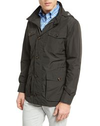Peter Millar - Multicolor All-weather Discovery Jacket for Men - Lyst