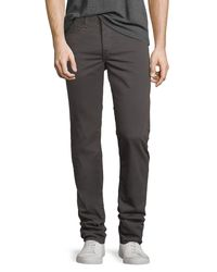 Rag & Bone - Gray Men's Standard Issue Fit 2 Mid-rise Relaxed Slim-fit Pants for Men - Lyst
