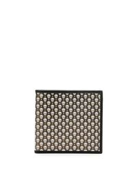 Alexander McQueen - Gray Coated Skull Wallet for Men - Lyst