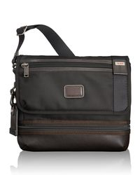 Tumi - Black Alpha Bravo Cross-Body Bag - Lyst