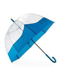 Hunter - Blue Original Moustache Bubble Umbrella - Lyst