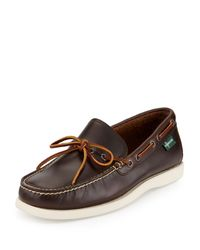 Eastland 1955 Edition | Brown Yarmouth 1955 One-eye Camp Moc Slip-on Shoe for Men | Lyst