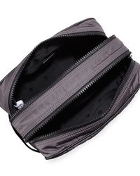 Moncler - Black Quilted Travel Toiletry Kit - Lyst