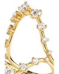 Fernando Jorge - Metallic Brilliant 18-karat Gold Diamond Ring - Lyst