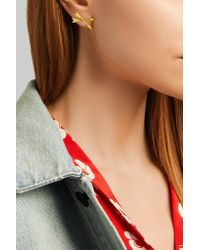 Marie-hélène De Taillac | Metallic 22-karat Gold Earrings | Lyst