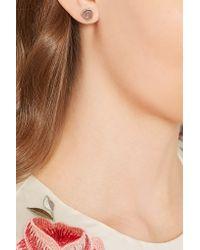 Pippa Small - Metallic 18-karat Gold Labradorite Earrings - Lyst