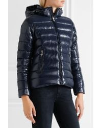 Pyrenex | Blue Spoutnic Quilted Glossed-shell Down Jacket | Lyst