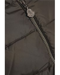 Moncler - Multicolor Flamette Quilted Shell Down Coat - Lyst
