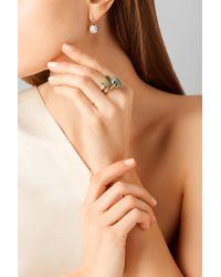 Pomellato - Metallic Nudo 18-karat Rose And White Gold, Prasiolite And Diamond Ring - Lyst