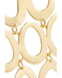 Ippolita - Metallic Glamazon Cascade 18-karat Gold Earrings - Lyst