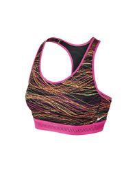 Nike | Pink Pro Fierce Accelerator Women's Sports Bra | Lyst