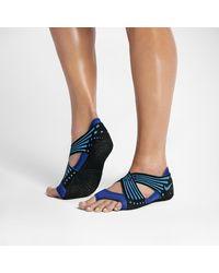 Nike - Blue Studio Wrap 4 Women's Training Shoe - Lyst