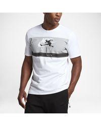 Nike | White Sportswear Air Photo Men's T-shirt for Men | Lyst