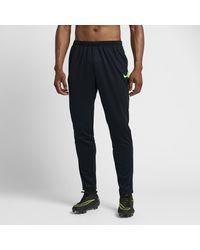 Nike | Black Dry Academy Men's Soccer Pants for Men | Lyst