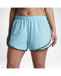 Nike | Blue Dry Tempo (plus | Lyst