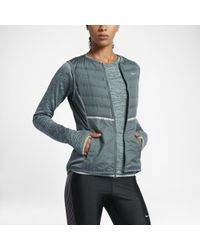 Lyst - Nike Aeroloft Women s Running Vest 0126c8527