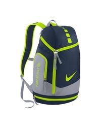 7ad68d2ca6 Lyst - Nike Hoops Elite Max Air Team Id Backpack (blue) in Blue