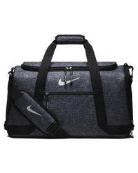 Nike - Black Sport Duffel Bag (blue) for Men - Lyst