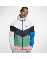 9260437e1a1b Lyst - Nike Sportswear Windrunner Men s Jacket for Men