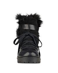 Nine West | Black Orynne Casual Hiking Booties | Lyst