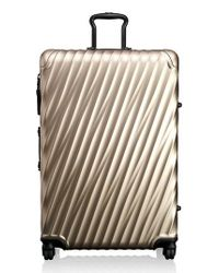 Tumi - Multicolor 19-degree 30-inch Aluminum Spinner Packing Case - Lyst