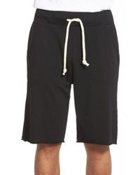 Alternative Apparel - Black 'victory' French Terry Shorts for Men - Lyst
