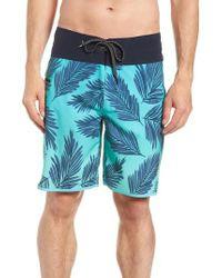 Rip Curl - Pink Mirage Mason Rockies Board Shorts for Men - Lyst