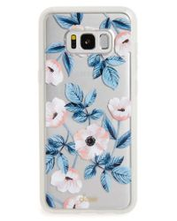 Sonix | White Floral Samsung Galaxy S8 And Galaxy S8 Plus Case | Lyst