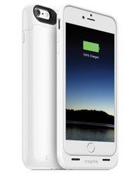 Mophie White Juice Pack Iphone 6 Plus/6s Plus Charging Case