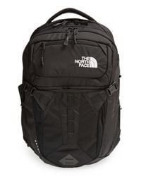 The North Face | Black Recon Backpack for Men | Lyst