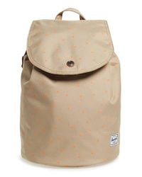 Herschel Supply Co. - Black 'reid' Backpack - Lyst