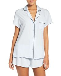 Splendid - Multicolor Classic Short Pajamas - Lyst
