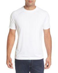 Peter Millar - White Rio Tech T-shirt for Men - Lyst