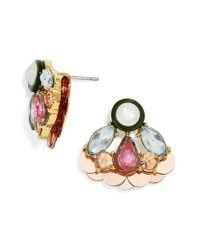 BaubleBar | Multicolor Angeli Stud Earrings | Lyst