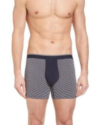Nordstrom - Multicolor Striped Pouch Briefs for Men - Lyst