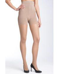 Donna Karan | Natural Donna Karan 'sheer Satin Ultimate Toner' Pantyhose | Lyst