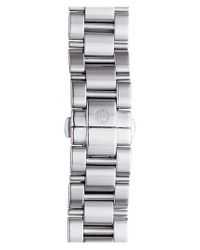 Michele - Metallic 'deco' 18mm Stainless Steel Bracelet Band - Lyst