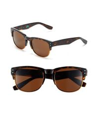 Nike | Brown Volition 54mm Sunglasses | Lyst
