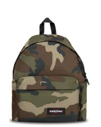 Eastpak - Green Padded Pak'r Nylon Backpack - Lyst